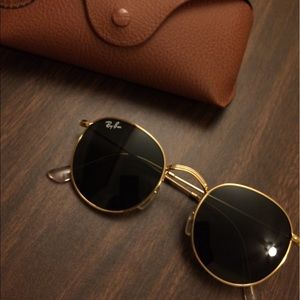 Round Sunglasses 50mm